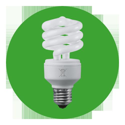 Lampe-fluo-compacte-torsadée